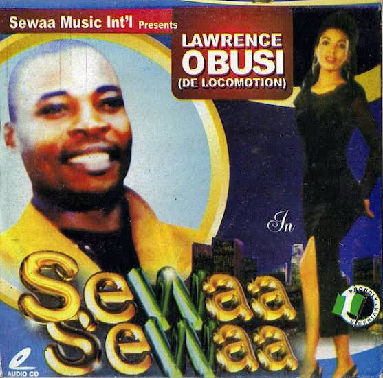 Lawrence Obusi (De Locomotion) - Ide Ji Obodo