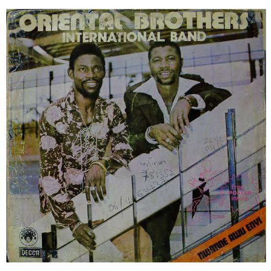 Oriental Brothers - Nwanne Awu Enyi (Best of Oriental brothers Highlife Music)