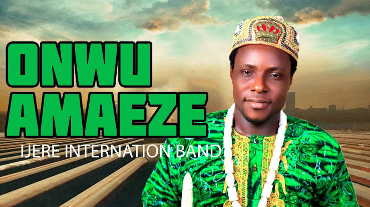 IJERE INTERNATIONAL BAND - ONWU AMAEZE | New Nigerian Highlife Igbo Music 2020