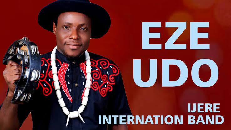 IJERE INTERNATIONAL BAND - EZE UDO NA MALAYSIA | Latest Nigerian Highlife Music 2020