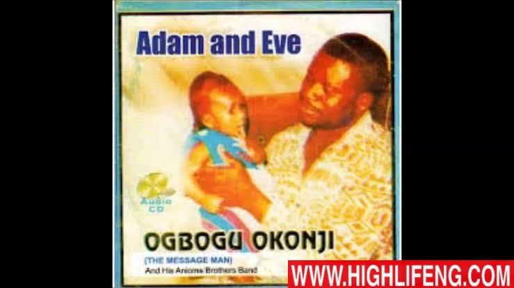 Ogbogu Okonji - ADAM AND EVE