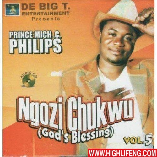 Prince Mich C Philips - Ngozi Chukwu | Latest Igbo Gospel Songs 2020