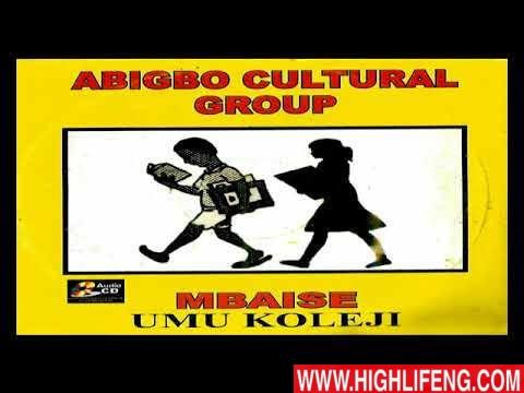 Abigbo Cultural Group - Mbaise Umu Koleji | Latest 2020 Mbaise Traditional Music