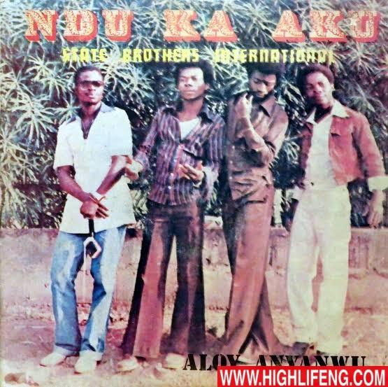 Aloy Anyanwu - Ndu Ka Aku (Igbo Highlife Songs)