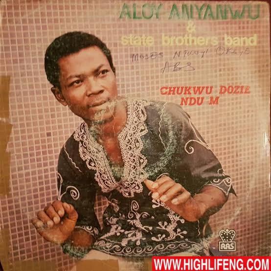 Aloy Anyanwu - Onye Emegbula Ibe Ya | Nigeria Igbo Highlife Music