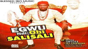 Prince Onyeka Ali Chukwuma - Egwu Ndi Obi Salisali | Latest Igbo Highlife Songs 2020
