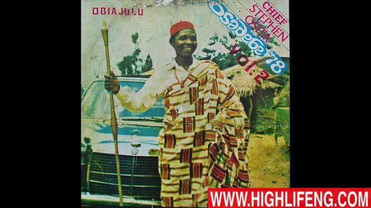 Chief Stephen Osita Osadebe HighLife Instrumental Afrobeat   Osadebe Instrumentals