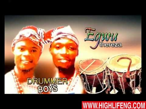 Drummer Boys - Egwu Theresa (Latest Igbo Nigerian Traditional Music)