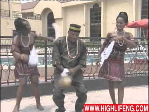 Ogbogu Okonji - Ada Nwaobi na Egbu Azu (Igbo Highlife Music)