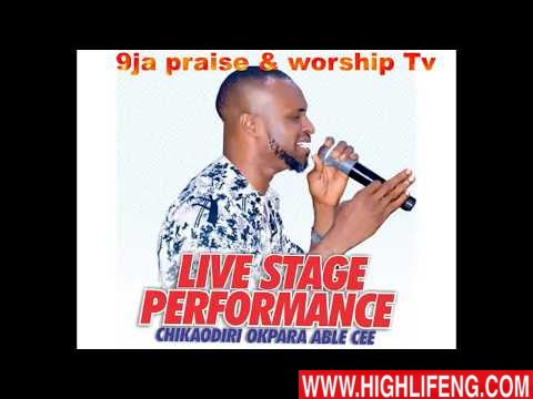 ABLE CEE - LIVE STAGE PERFORMANCE | LATEST NIGERIA 2020 GOSPEL SONGS