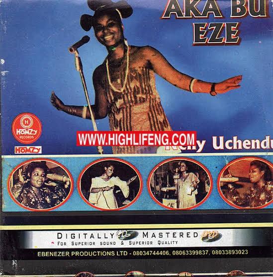 Nelly Uchendu - Aka Bu Eze (Akabueze)   Latest Igbo Audio Songs