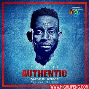 J Martins ft. Bright Chimezie - Alabeke
