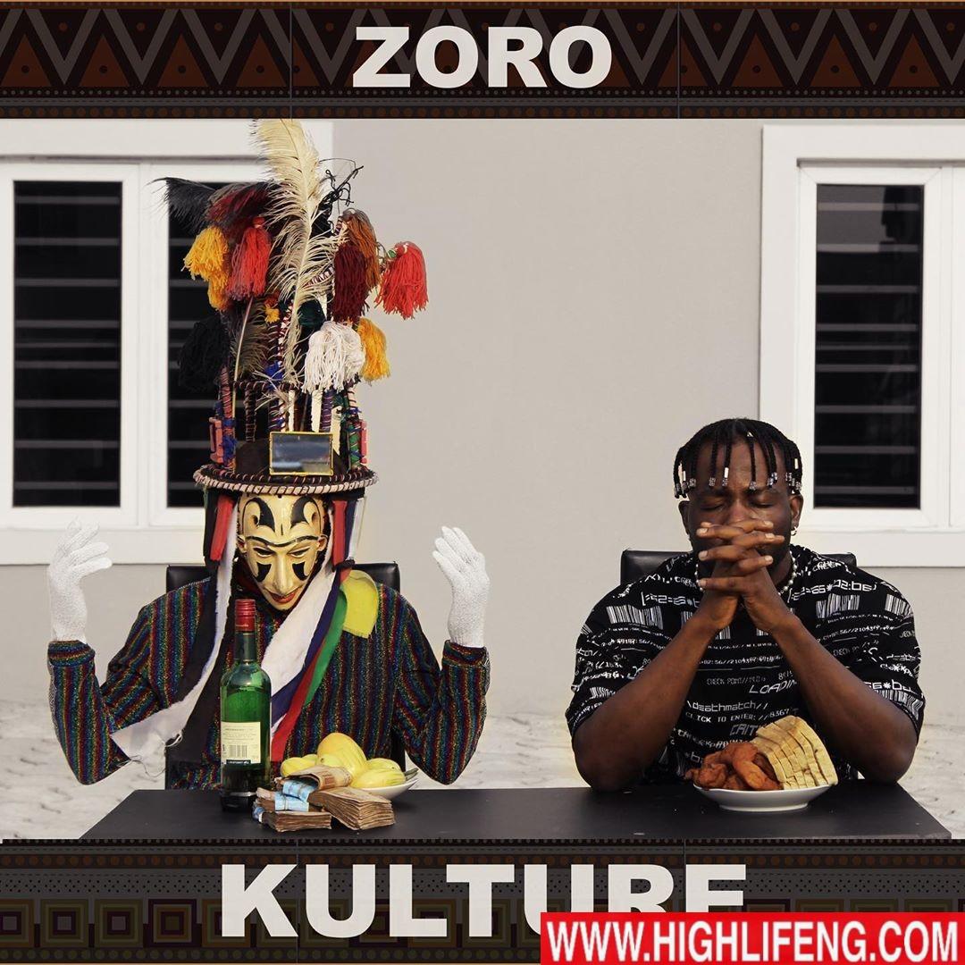 Zoro - Kulture (Mp3 Download)