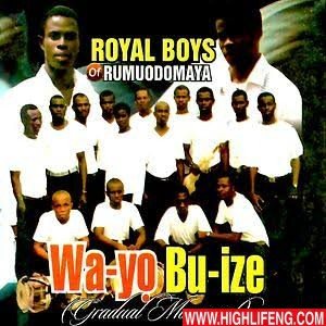 Royal Boys of Rumuodomaya - Every Junction Police Dey | Latest Igbo Highlife Music