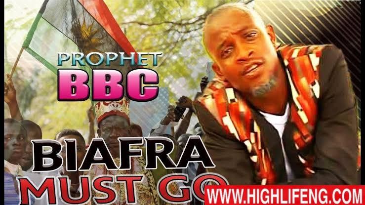 Prophet BBC - Biafra Must Go (Latest Biafra Highlife Music)