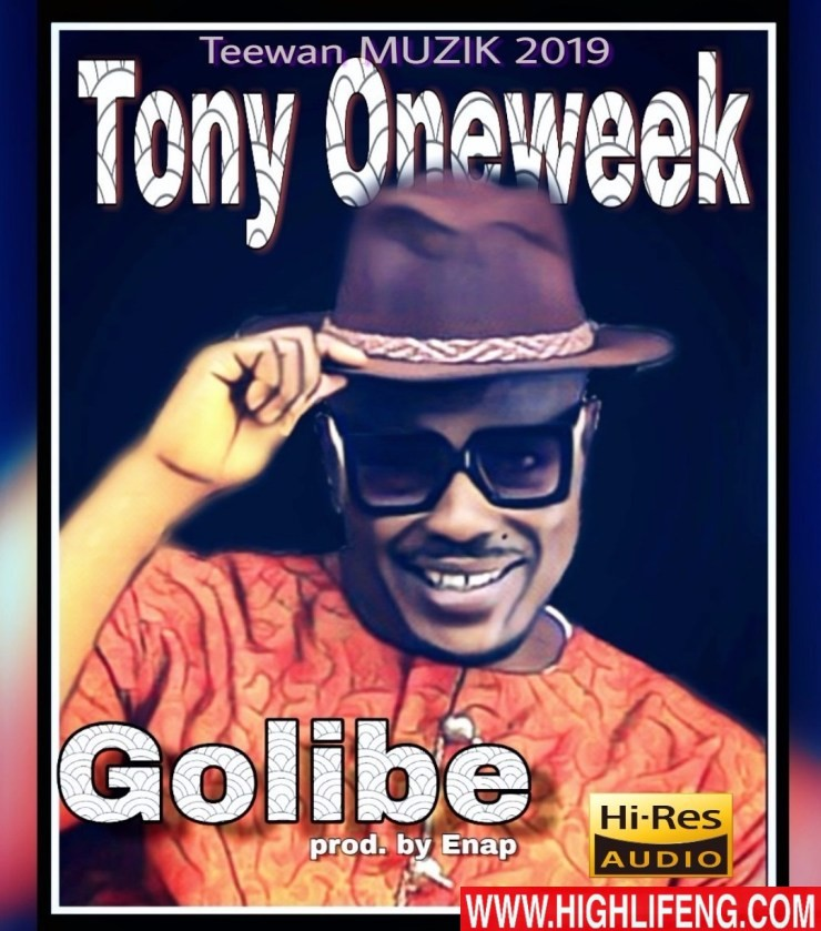 Tony One Week - Gyration Reloaded