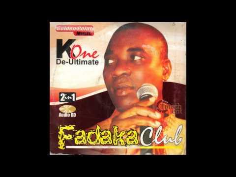 Wasiu Ayinde Marshal (K1 De Ultimate) - Fadaka Club (Latest Fuji Music)