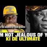 King Wasiu Ayinde – I Am Not Jealous Of You (Latest Fuji Music)