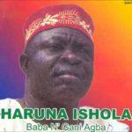 Alhaji Haruna Ishola – Oroki Social Club